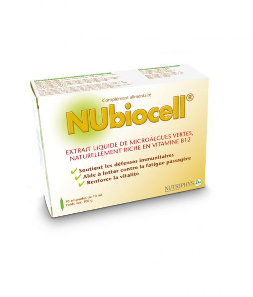 NUbiocell® - 10 ampoules